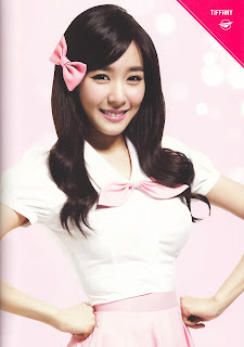 SNSD Tiffany 2013 Girls' Generation World Tour Girls & Peace
