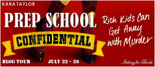 Prep School Confidential Book Tour and Giveaway