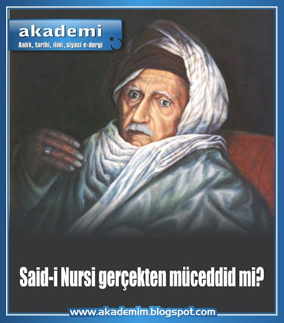 said-i nursi, said nursi, said okur, saidi nursi 1