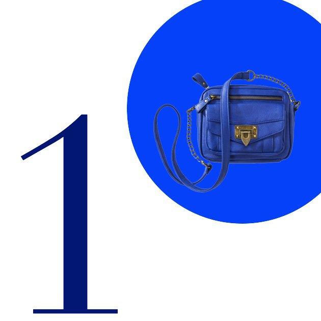 Top 5 Crossbody Bags For Summer 2013: Xhilaration Key Item Crossbody