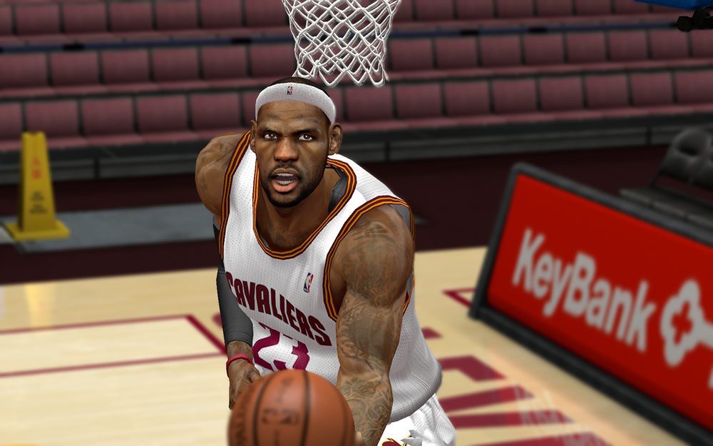 LeBron James Update 2014-15