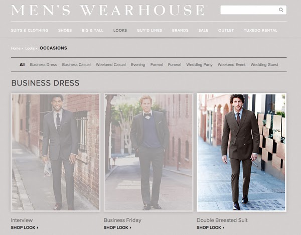 Noah Birk - Cast Images - Men's Wearhouse
