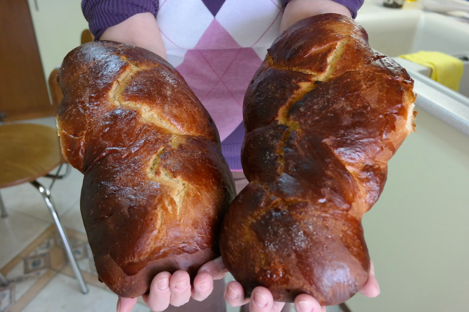 The Wild Side Of Life Easter In Greece Part 3 Greek Easter Bread