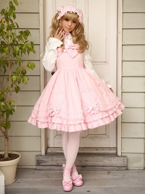 •*´¨`*•.¸¸.♥Lolita's World♥ Club Lolita + Harajuku Lovers♥.¸¸.•*´¨`*• Sweet_lolita