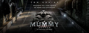 The Mummy protagonizada por Tom Cruise