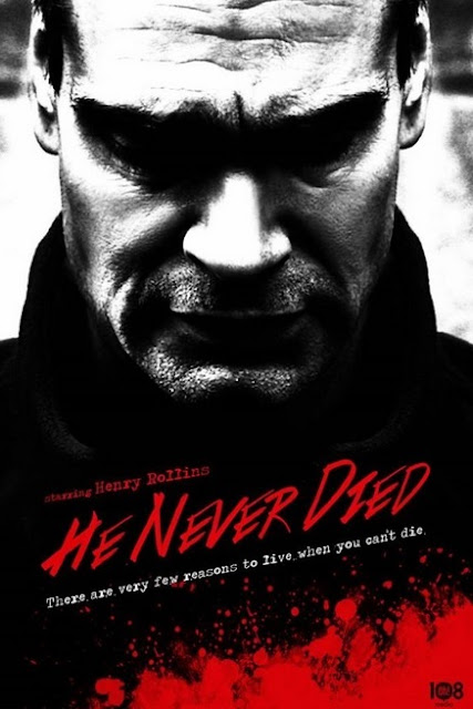 He Never Died poster 2