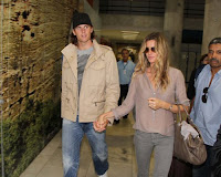 Gisele Bundchen & Tom Brady Pictures