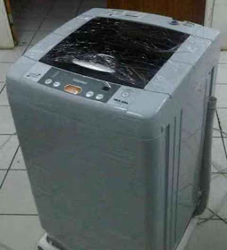 TOSHIBA MESIN CUCI TOP LOADING 8 KG  AW-BX80KN