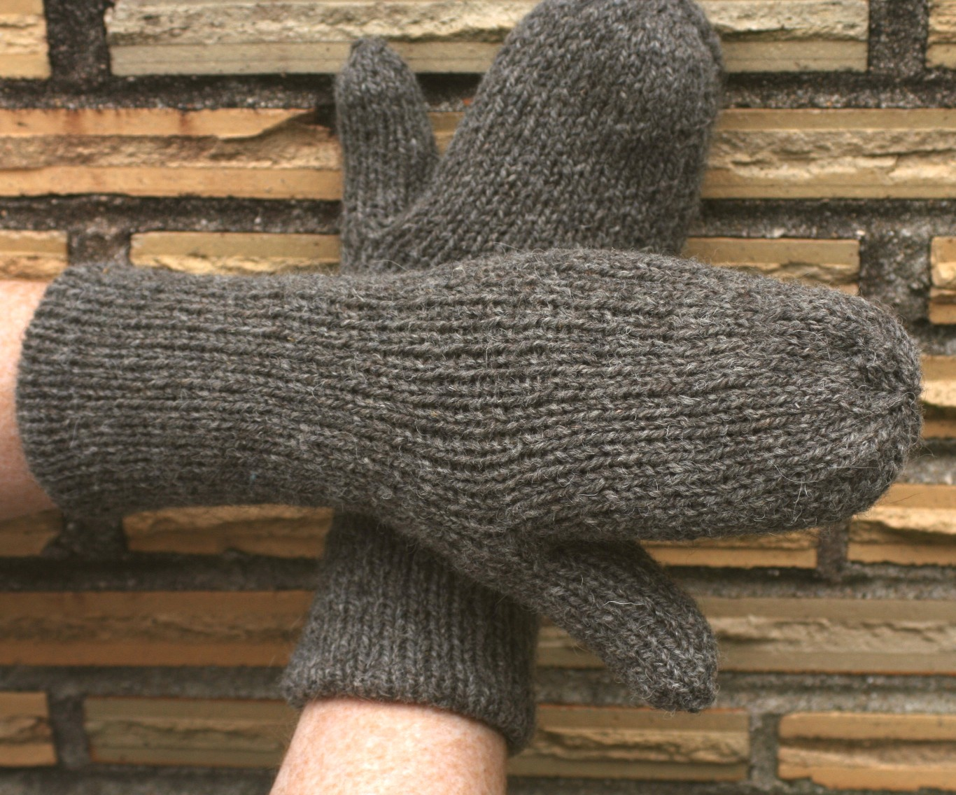 Same Knit Different Day: Badmittens