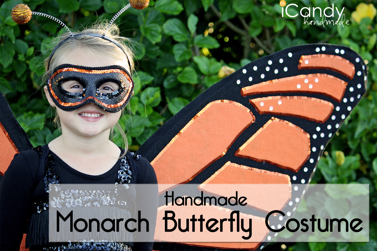 Sewing a butterfly costume for a girl with your own hands: a chic outfit at no extra cost 66