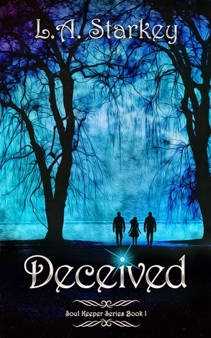 Q+A with L.A. Starkey Author of Young Adult Paranormal Novel Deceived and Giveaway