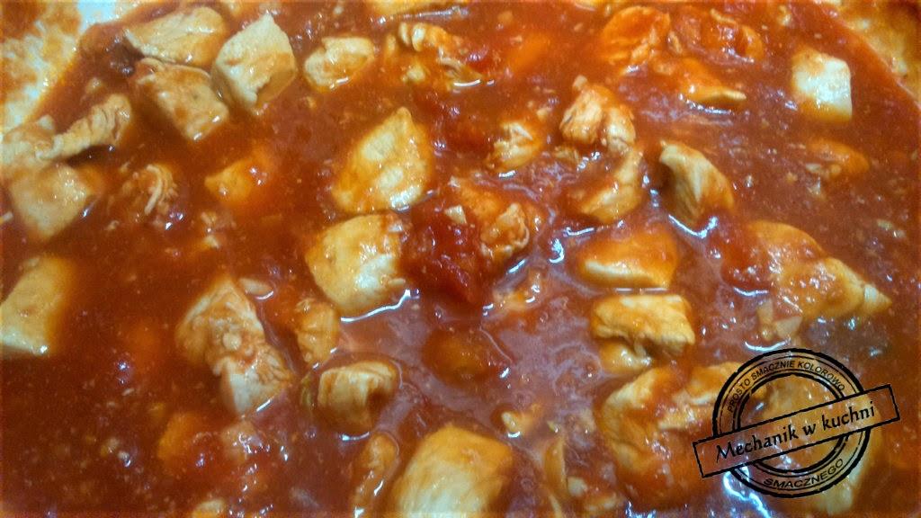 Chilli peperoncini Mechanik w kuchni