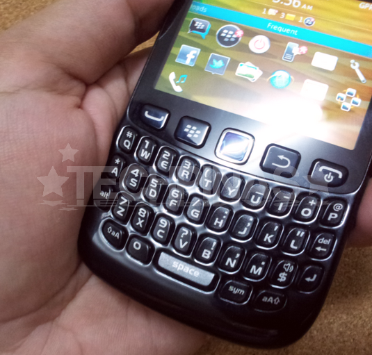 globe blackberry curve 9220
