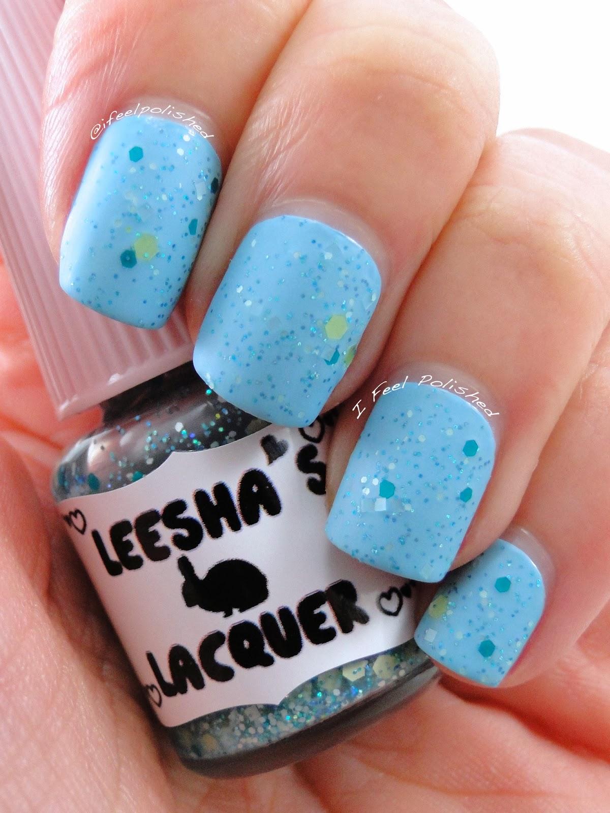 Leesha's Lacquer Madde Matter