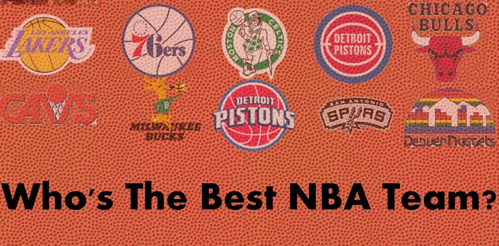 Who&#39;s the Best NBA Team?