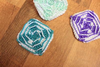 """IMG 8708 picnik 3 1/2"""" Quilt Inspired Crochet Square"""