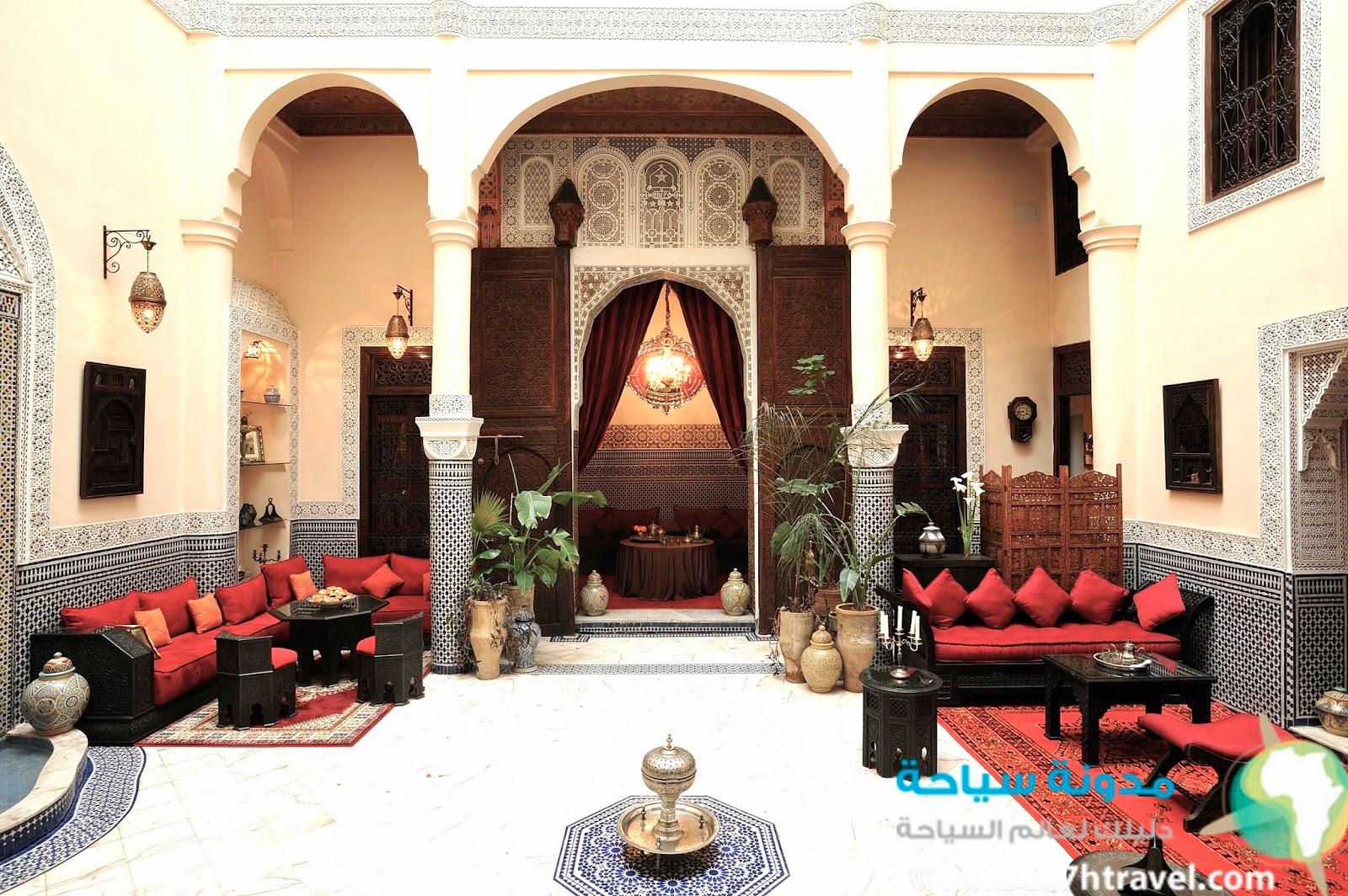 خمسة أسباب لتسافر إلى المغرب
