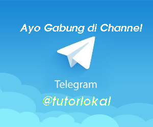Tutor Lokal Telegram Channel
