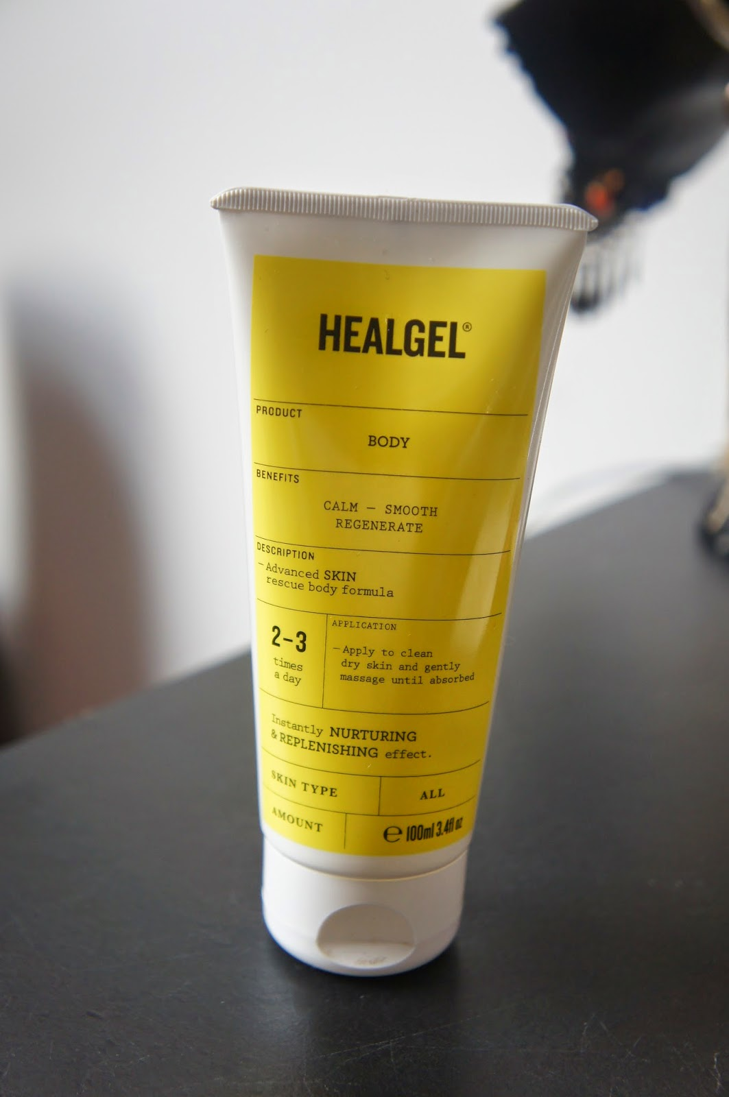 Healgel Body Review~ Calming, Smoothing And Regenerating