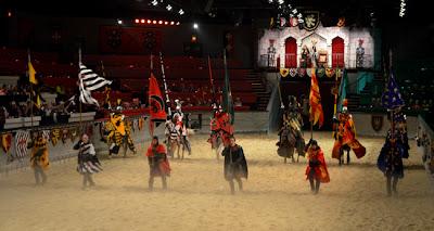 Medieval Times Dinner & Tournament / Atlanta
