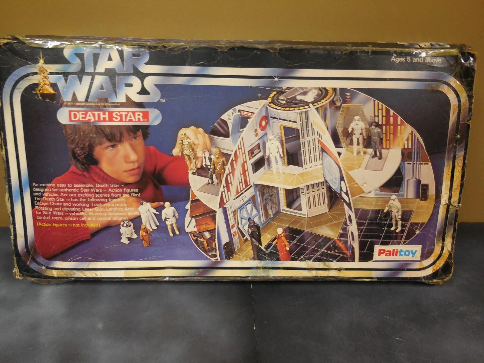 Kenner Star Wars Toys : Vintage kenner star wars toys october