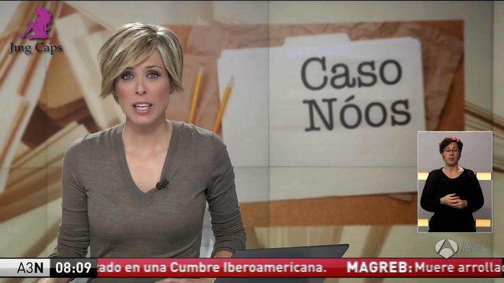MARIA JOSE SAEZ, LAS NOTICIAS DE LA MAÑANA (09.12.14)