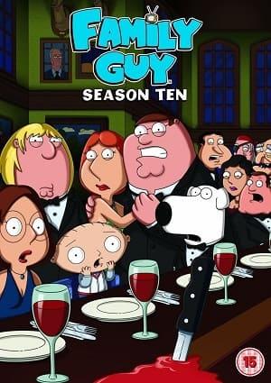 Desenho Uma Família da Pesada - 10ª Temporada 2012 Torrent