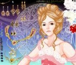 لعبة تلبيس الأميرة الحسناء فلافيلو