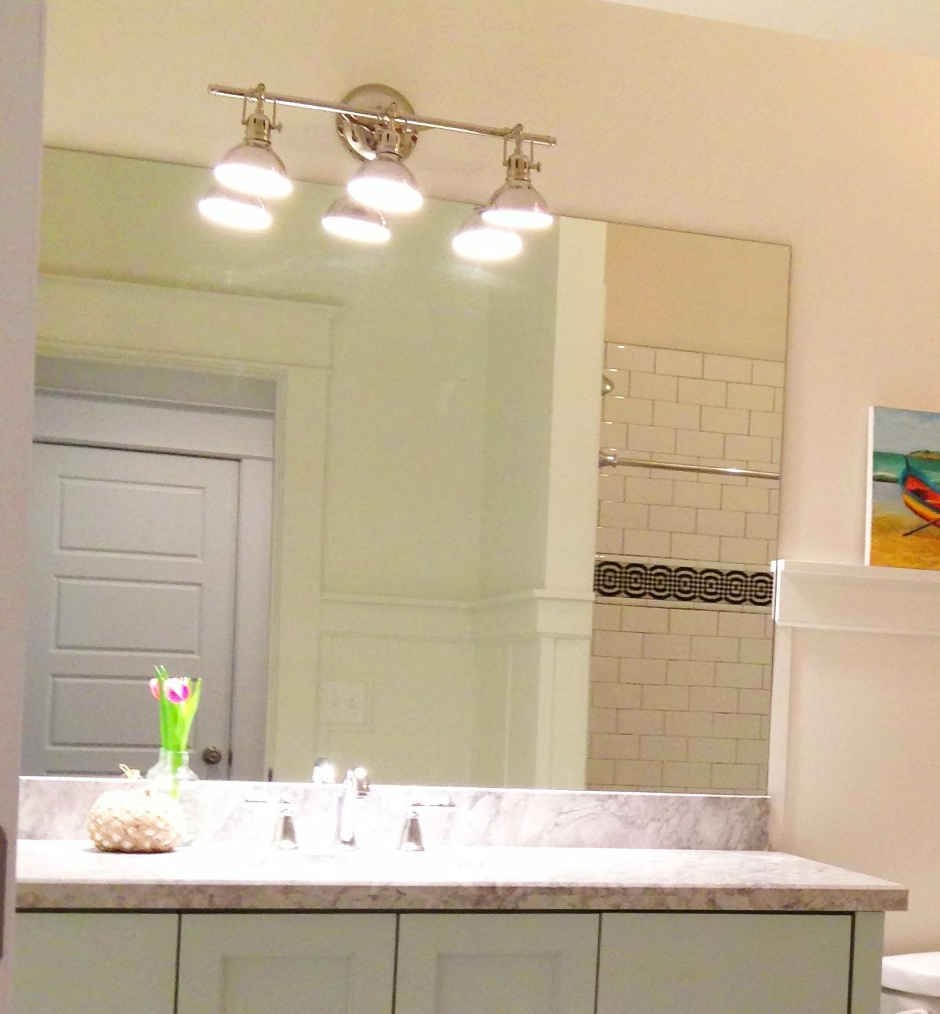 white gold shades of light pullman bath light tried. Black Bedroom Furniture Sets. Home Design Ideas