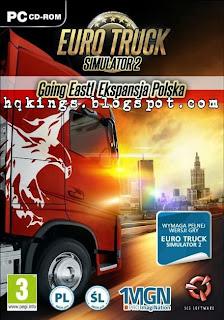 Euro Truck Simulator 2 Going East SKIDROW