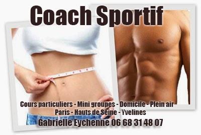 Trouver Coach sportif à domicile