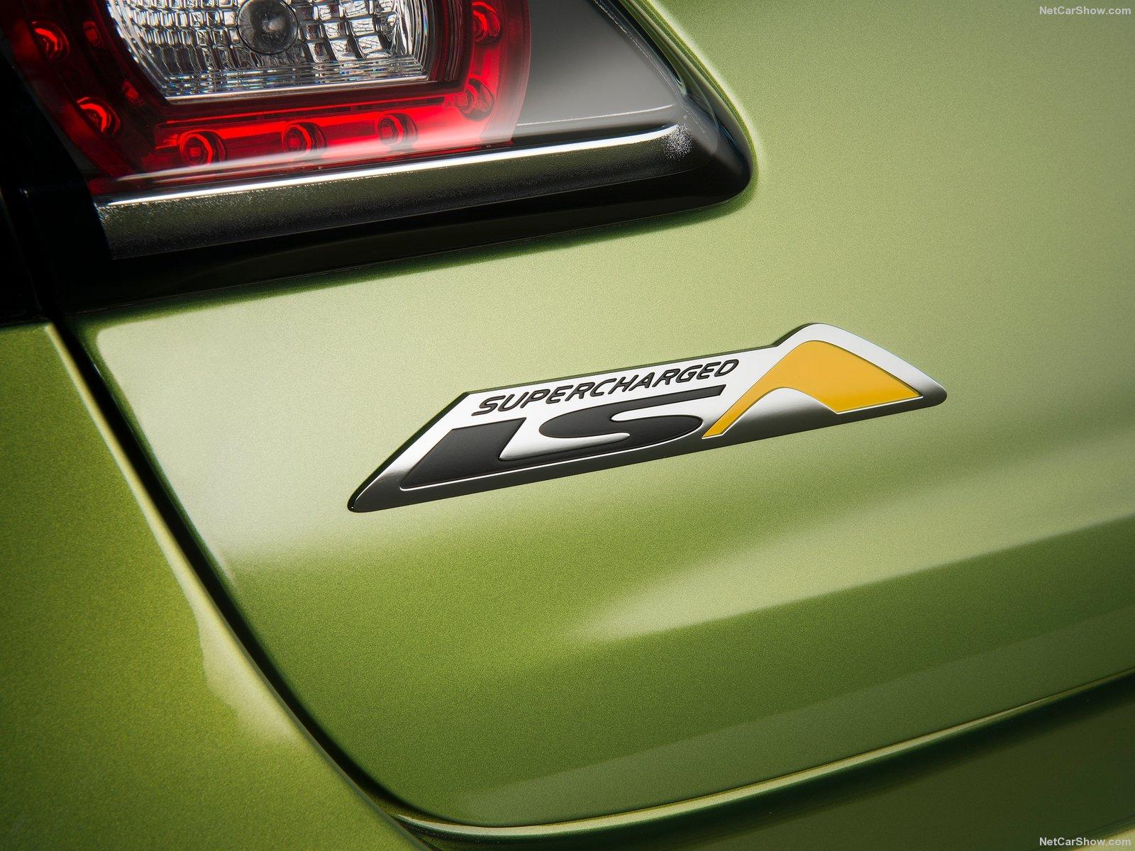 Hình ảnh xe ô tô HSV Gen-F2 2016 & nội ngoại thất