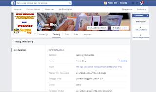 cara mudah mengganti nama halaman di facebook