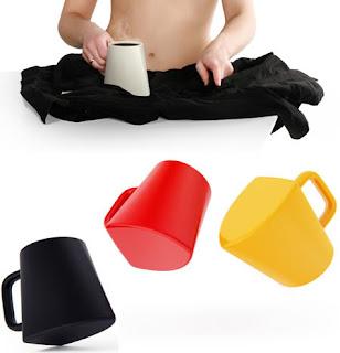 اختراعات مضحكة - مكواة تعمل بالقهوة