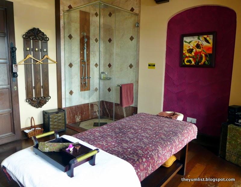 Satkara Spa, Casa del Rio, Melaka