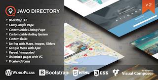 Javo - Directory Premium Wordpress Theme