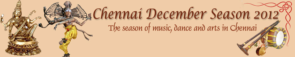 Chennai December Season 2012