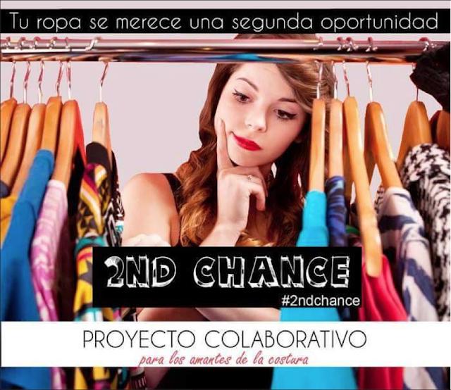 2nd Chance. Dale a tu ropa otra oportunidad