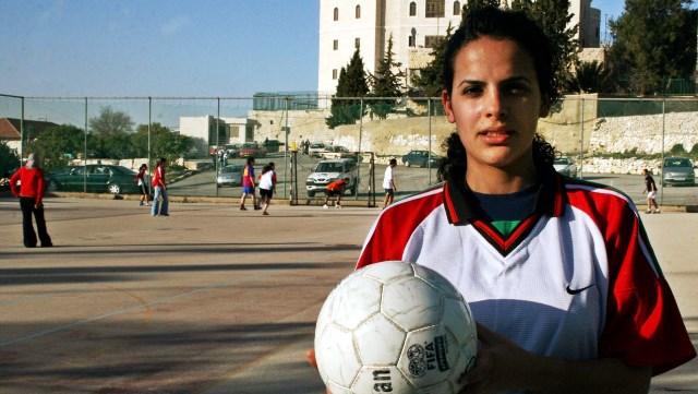 Thaljieh quebrou tabus, fundou a seleção palestina e chegou à Fifa