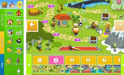 Sandy Toes Creations- Reading Eggs Review: Learn to Read Online