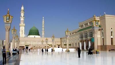 Masjid Pertama Yang Didirikan oleh Rasulullah
