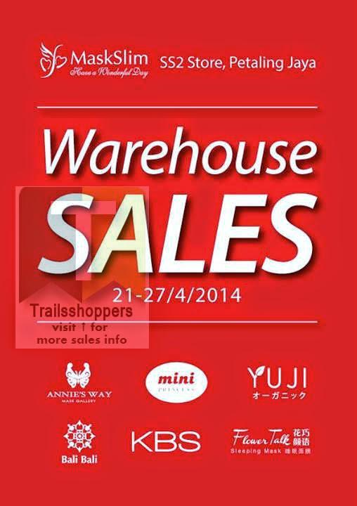 MaskSlim Warehouse Sales Petaling Jaya Selangor Malaysia