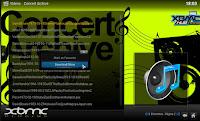 CONCERT ARCHIVE : Visualiza Conciertos en KODI