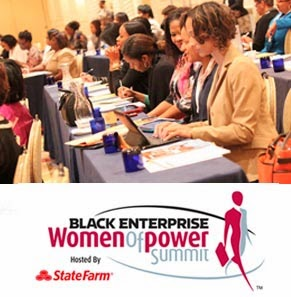 Black Enterprise Women of Power Summit