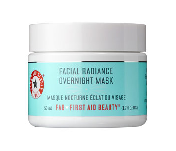 BeautyChickBests, top 10 best beauty products of 2014, First Aid Beauty Facial Radiance Overnight Mask, face mask, skin, skincare, skin care