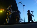 Scorpions, 9 iunie 2011, bucata acustica, Rudolf Schenker, Matthias Jabs si Klaus Meine