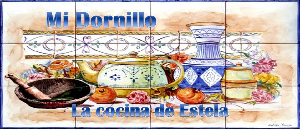 Mi Dornillo, la cocina de Estela.