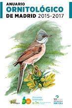 Anuarios ornitológicos de Madrid