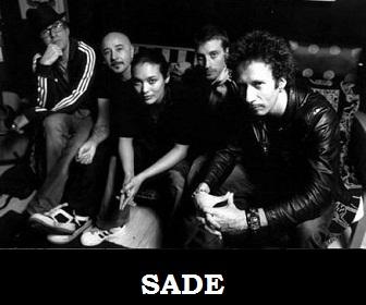 Sade Band Poster