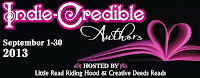 Indie Credible Author Event!!